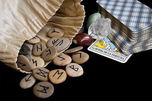 Esempio di Rune celtiche