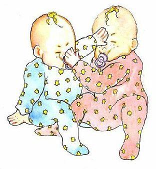 zodiaco bimbi gemelli